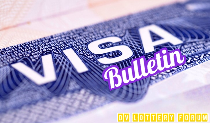 Visa Bulletin Updates - DV LOTTERY FORUM