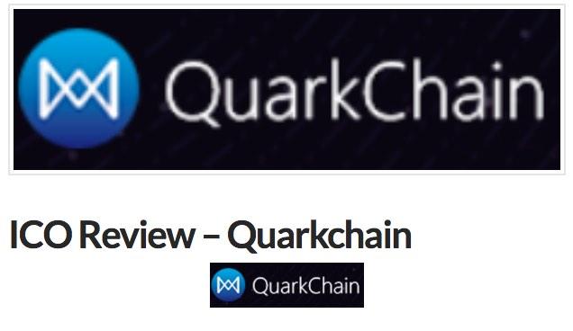 Quark Chain Ico